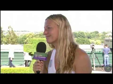 Petra Kvitova ready for Wimbledon final - Wimbledon 2014