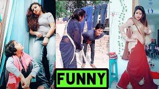 All new 😂 funny 😂 video compilation material || new 2019 new tik Tok musically Vigo funny video