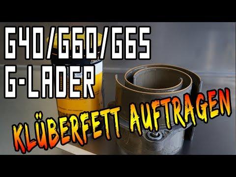 Klüberfett G-Lader Verdränger G40 und G60 | www.theibach-performance.de