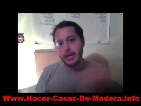 Manual Paso A Paso + Planos Para La Construccion O Fabricacion De Casas De Madera Economicas
