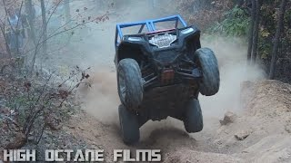 INVINCIBLE 800 RZR TAKES A BEATING AND DRIVES AWAY @ STR8 UP SXS SERIES FINALS