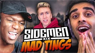 SIDEMEN MADDEST MOMENTS!