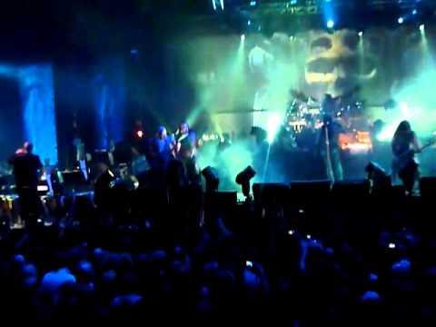 Dimmu Borgir and The Norwegian Orchestra Radio + Choir - Dimmu Borgir live@Oslo Spektrum, Mai 2011