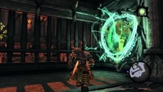 Прохождение игры дарксайдерс 2 видео черный камень