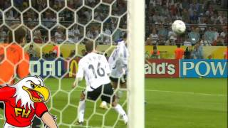 Germany 0-2 Italy - World Cup 2006