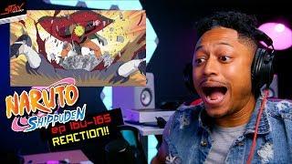Sage Mode Naruto vs Pain First Time Watching Naruto Shippuden Episode 160 - 165 Reaction