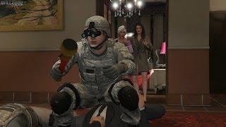 GTA 5 (PS4) - Mission #68 - Meltdown [Gold Medal]