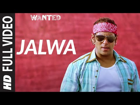 Jalwa Full Hd Video Song Wanted | Salman Khan video