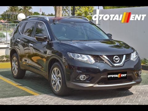 All New Nissan X-Trail 2.5 CVT Review Indonesia