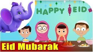 Eid Mubarak song | Eid ul-fitr and Ramadan wishes from APPUSERIES (4K)