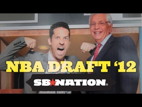 Inside the 2012 NBA Draft