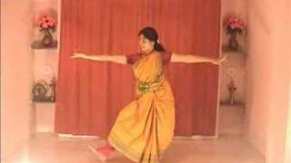 Natta Adavu in Bharatanatyam (Part Three)
