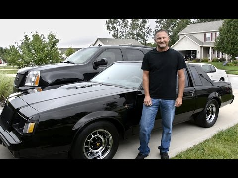 What's your ride? A 1987 Buick Regal Grand National