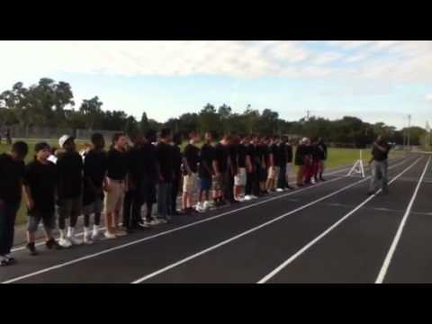 Turkey creek middle school pep rally