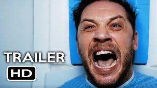 Venom Official Trailer #1 (2018) Tom Hardy Marvel Movie HD