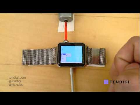 I installed Windows 95 on my Apple Watch