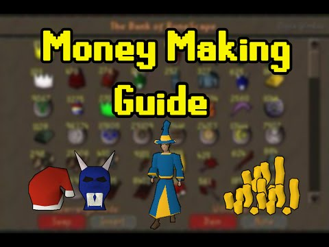 Oldschool Runescape F2P Money Making Guide 2015 (With Commentary)