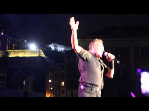 Bruce Springsteen - Spirit in the night (live in Naples - 23/05/2013) [HD]