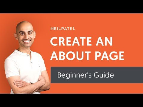"""How to Share Your Brand's Story On Your """"About"""" Page"""