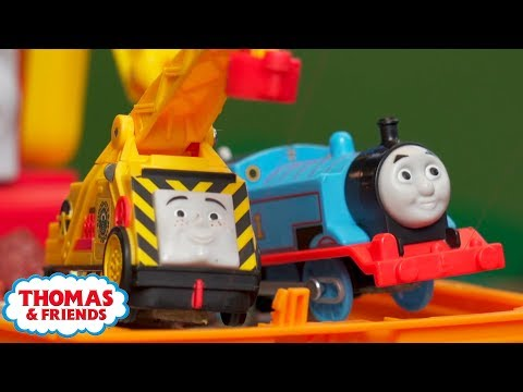 Thomas & Friends™ | Kevin's Wrecking Ball | Brand New! | Stories and Stunts