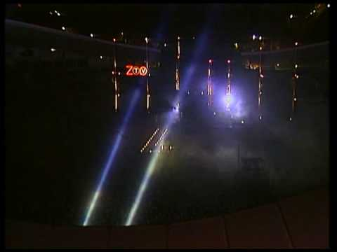 U2 - Running To Stand Still & Where The Streets Have No Name (Zoo TV Live From Sydney)