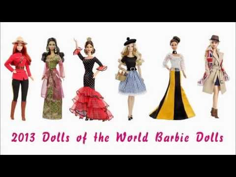 Barbie 2013 Dolls of The World