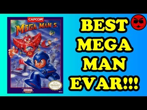 Why Mega Man 5 is the BEST!