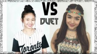 Pat Deligero VS Andrea Brillantes (Duet) Musical.ly Compilation Video || BJohn