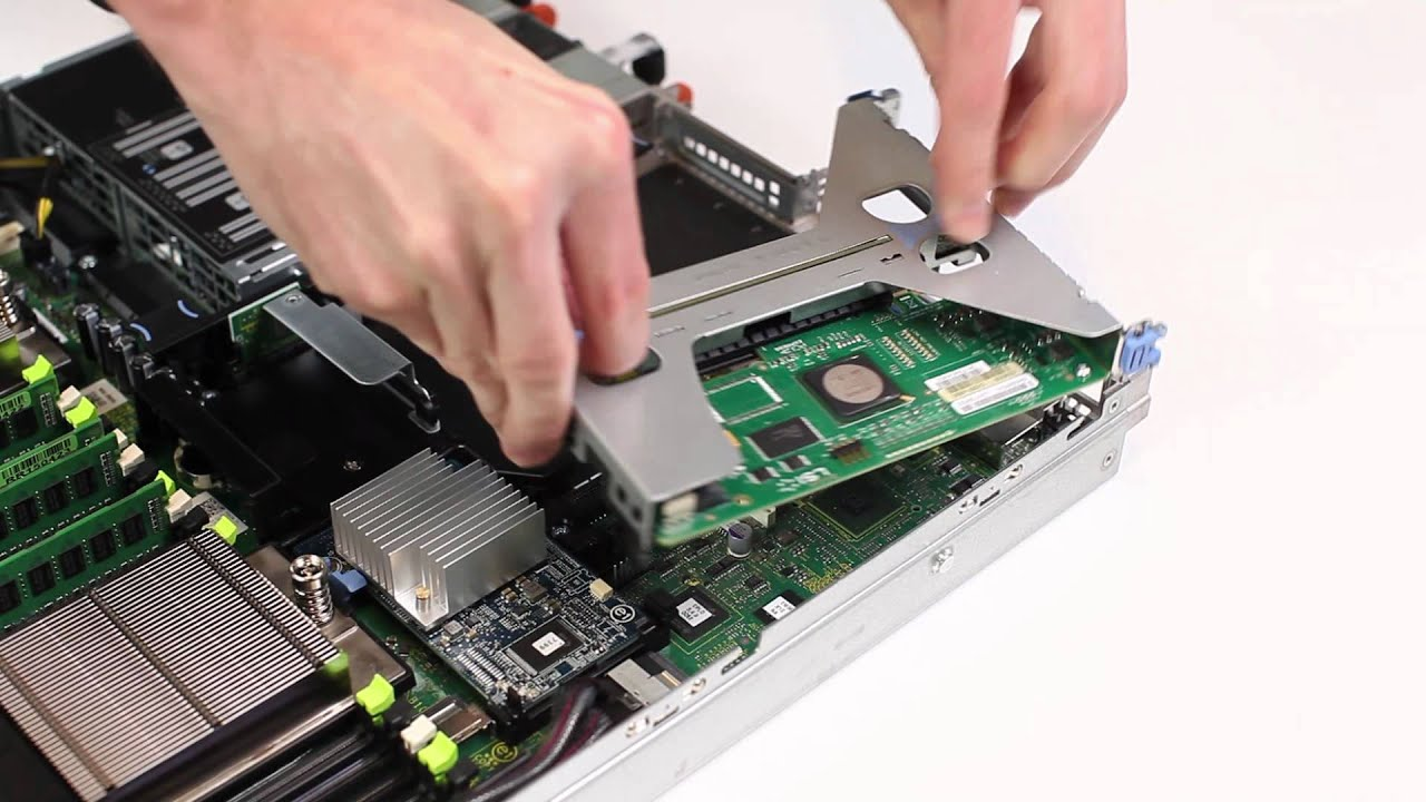PowerEdge R620 PCI Card YouTube