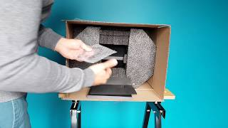 Rozpakowanie HP Omen Accelerator - w wersji Renew - Unboxing Unpacking