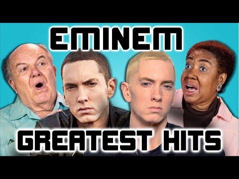 Elders Read Eminem S Hit Songs React