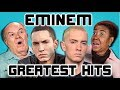 ELDERS READ EMINEM'S HIT SONGS (React) -