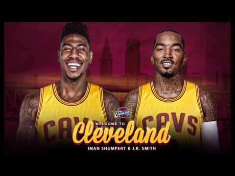 Cavs trade for JR Smith & Iman Shumpert | Thunder acquire Dion Waiters | Knicks clear cap space |