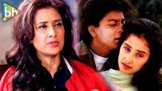 Shah Rukh Khan Is Very PROTECTIVE | Manisha Koirala