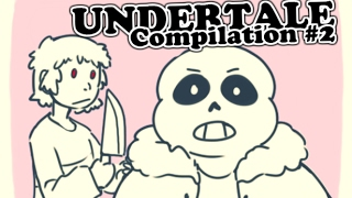 【Undertale Comic Dub】- Comic Compilation 【#2】