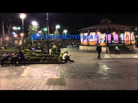 Miércoles en Coyoacán Semana 9 2015
