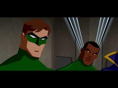 Зеленый фонарь   Lantern Evolution in Cartoons & Movies 2018