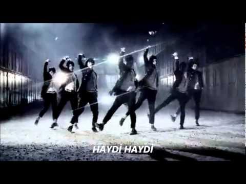 Korean Mix Turkısh Song HAYDE HAYDE....