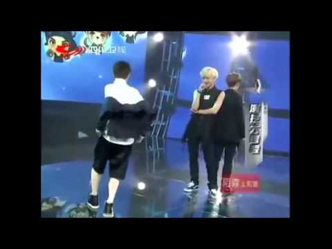 Exo Word Play Sexy Dance  China Big Love Concert video