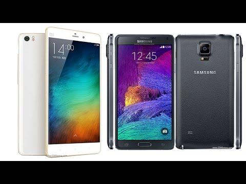 Xiaomi Mi Note Pro vs. Samsung Galaxy Note 4 - Specs Review (2)