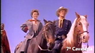 7th Cavalry (1956) - Official Trailer