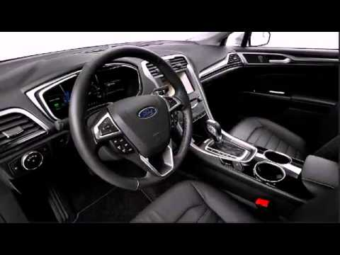 2014 Ford Fusion Energi Video