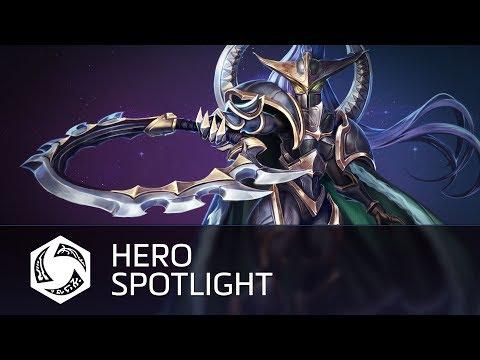 Maiev Spotlight – Heroes of the Storm
