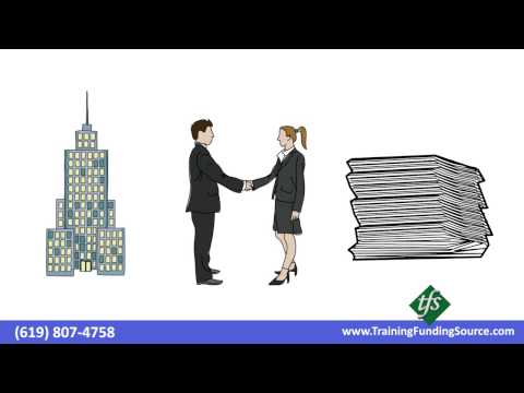 California Employee Training Funding - Whiteboard Video