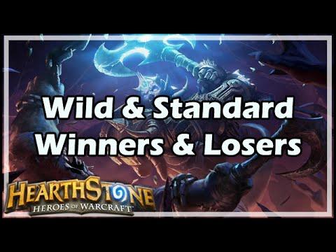 [Hearthstone] Wild & Standard - Winners & Losers