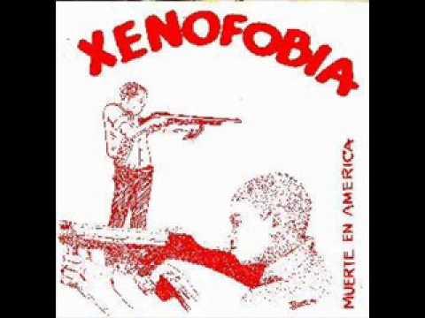 Xenofobia - Muerte En America (EP 1987)