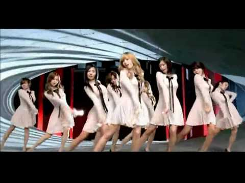 SNSD(少女時代) - Chocolate Love(Ver.2) Music Videos