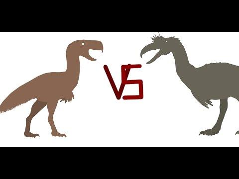 Pivot Battle Arena: Brontornis VS Kelenken