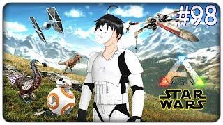 STAR WARS E ARK IN UN GIOCO SOLO???   Ark Survival Evolved - ep. 98 [ITA]