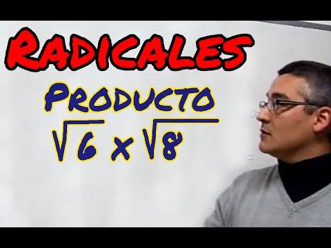 Aprende matemáticas: Extraer factores de un radical